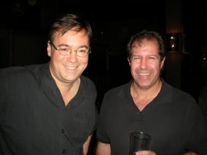 Daniel Greenberg & Haris Orkin @ the Gingerman